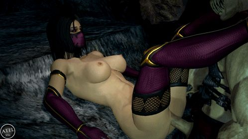 Mortal Kombat Porn GIFs – 69 Sex Scenes Based on This Game