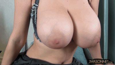 Big Boobs GIFs. Over 100 Animated Porno Pics