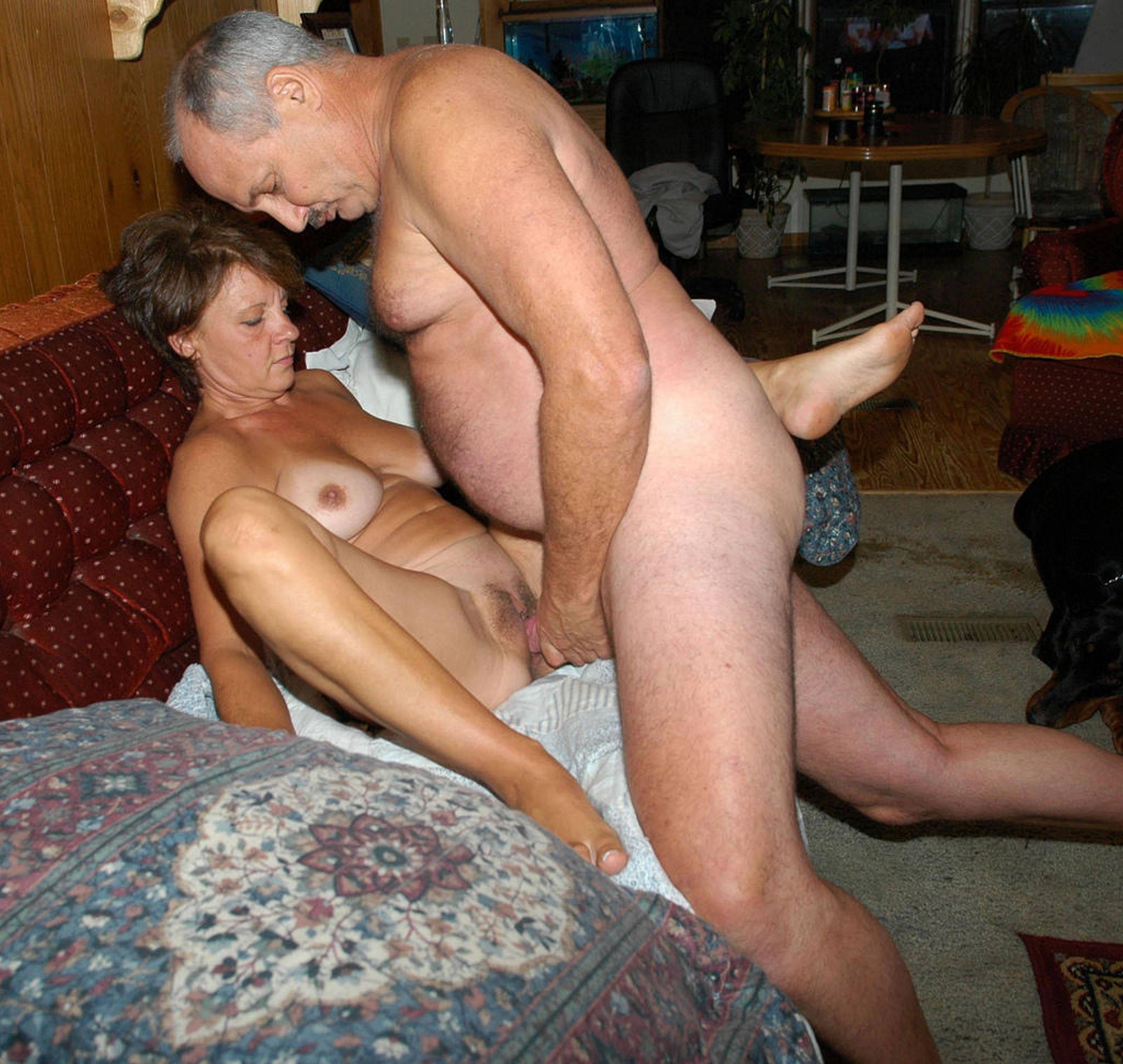 Домашний Секс В Возрасте