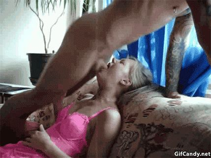 "GIFs ""Deep Throat Blowjob"". A large collection of deepthroats"
