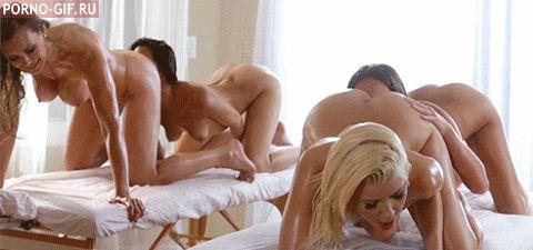 GIFs de Lésbicas. Grande porno-coleção de animação GIF