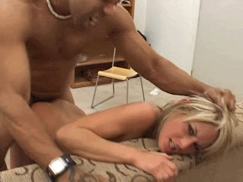Porn GIFs Hard Sex. Big Collection of Rough Love