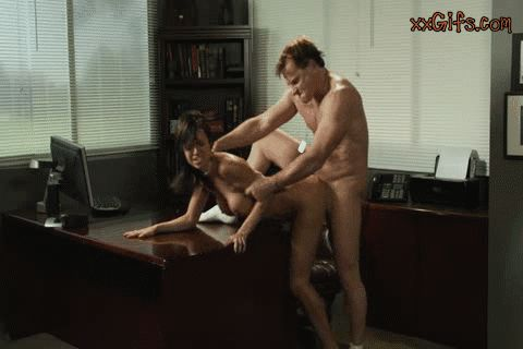Sex on the Table GIFs. Huge Collection of Animated Porn Pics