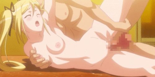 GIFy Hentai. Duża kolekcja porno animacji