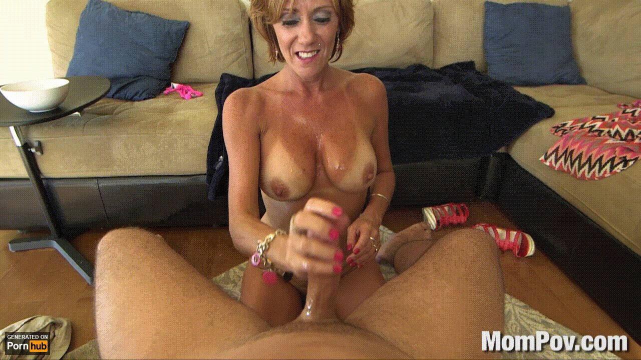 Deutsche Milf Mutter in Nylons gepoppt