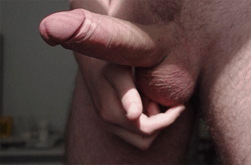 Гифки Член. Анимированные GIF с мужскими пенисами