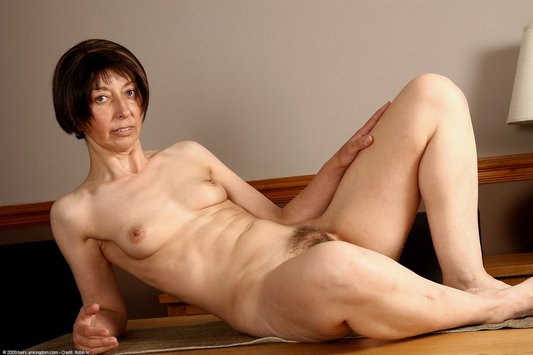Older women hairy nude